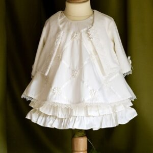 Angel dress and cardigan by Angels and fishes