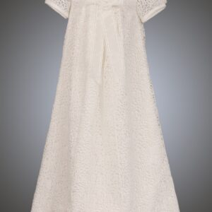Ruby christening gown