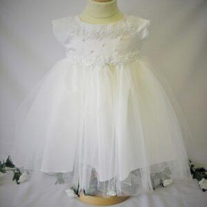 Sevva dress white B800
