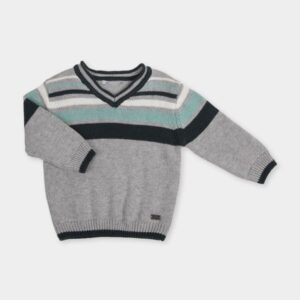 1846 Tutto Piccolo jumper-light grey