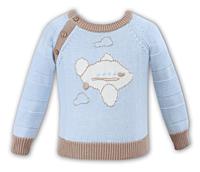 Dani sweater by Sarah Louise D09079