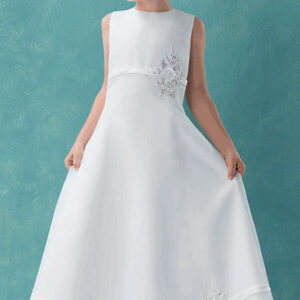 Briana communion dress by Emmerling