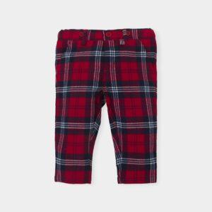 Tutto Piccolo red trousers 5133W18