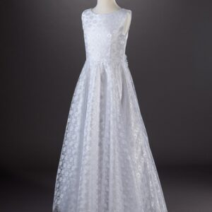 Cleopatra communion dress by Millie Grace-0