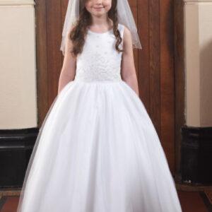 Emilia communion dress by Linzi Jay -0