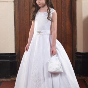 Niamh communion dress by Linzi Jay -0