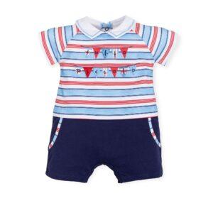 Tutto Piccolo Bunting Babygrow 6290S19-0