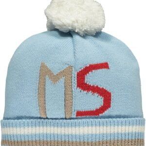 Mitch And Son Adams Pale Blue Hat - MS1251H