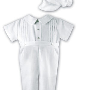 Sarah Louise Romper and Hat - 002243JS