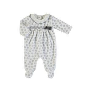 Mayoral printed pajamas - 2756 Graphite