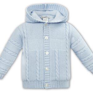 Sarah Louise Boys Jacket - 008126 Blue
