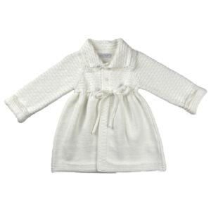 Martin Aranda Girls Knitted Coat - 030-10001 Orion