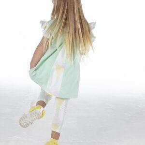 Onyx ice cream legging set