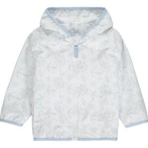 Baird white nautical jacket