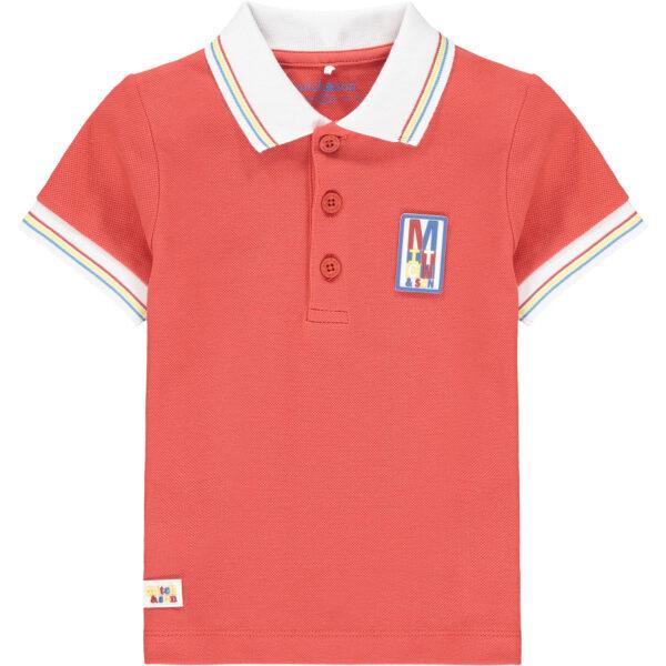 Carlton badge polo