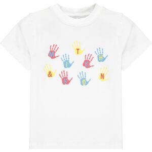 Carrington hand print t.shirt