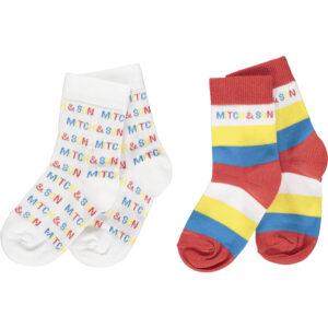 Cowcaddens colourful socks